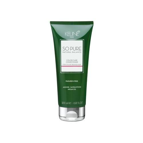 Keune So Pure Color Care kondicionierius dažytų plaukų spalvos apsaugai (200 ml)