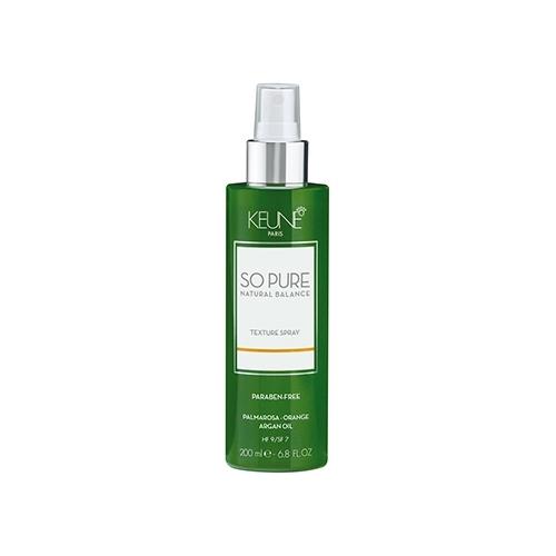 Keune So Pure Texture Spray tekstūrinis plaukų lakas (200 ml)