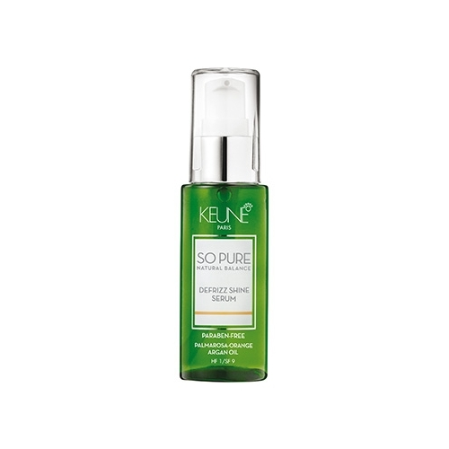 Keune So Pure Shine žvilgesio suteikiantis serumas (50 ml)