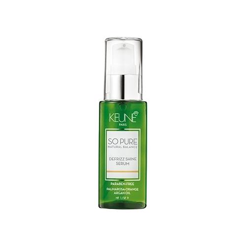 Keune So Pure Shine žvilgesio suteikiantis serumas plaukams (50 ml)