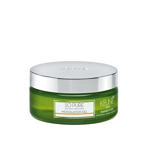 Keune So Pure Modulation Gel  želė plaukų modeliavimui (200 ml)