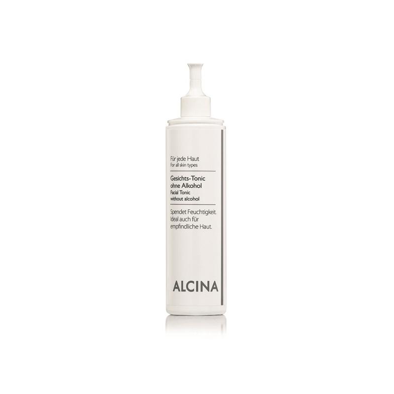 Alcina Gesichts-Tonic Ohne Alkohol veido losjonas jautriai odai be alkoholio (500 ml)