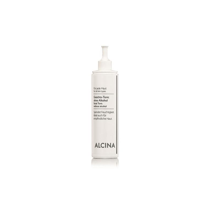 Alcina Gesichts-Tonic Ohne Alkohol veido losjonas jautriai odai be alkoholio (200 ml)