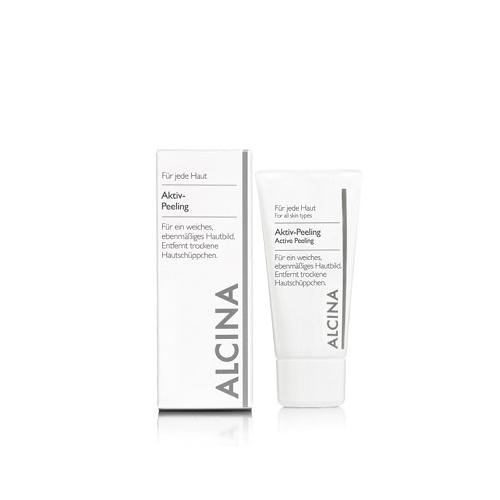 Alcina Aktiv-Peeling aktyvusis šveitiklis sausai, pleiskanojančiai odai (50 ml)