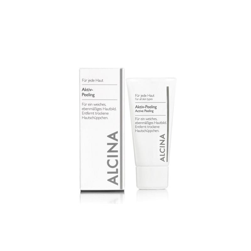 Alcina Aktiv-Peeling aktyvusis šveitiklis sausai, pleiskanojančiai odai (250 ml)