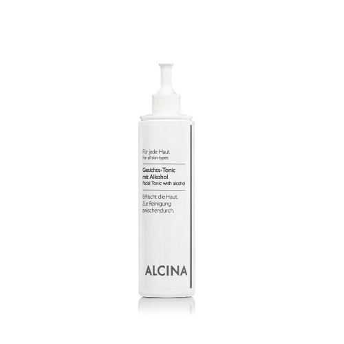 Alcina Gesichts-Tonic Mit Alkohol veido losjonas su alkoholiu nešvariai odai (200 ml)