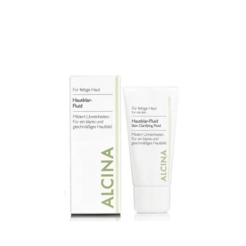Alcina Hautklar-Fluid odą skaistinantis fluidas (50 ml)