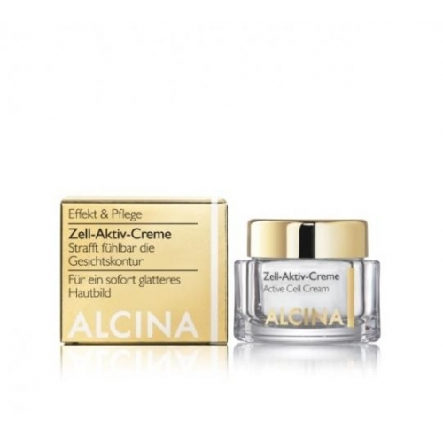 Alcina Zell Aktiv Creme ląsteles aktyvuojantis kremas (50 ml)