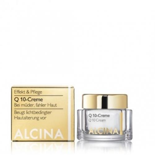 Alcina Q10-Creme veido kremas pavargusiai, sukritusiai odai (50 ml)