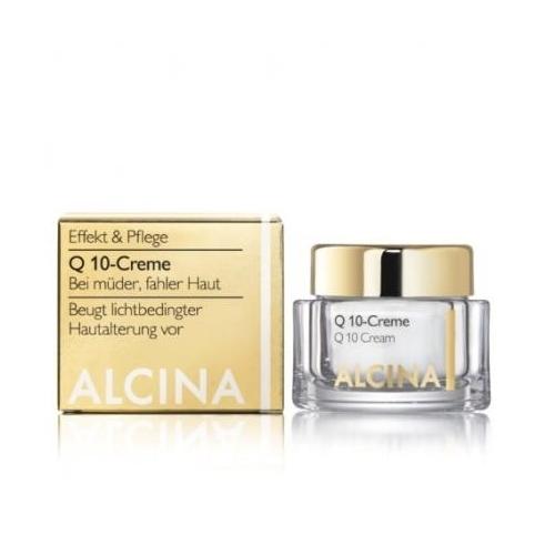Alcina Q10-Creme veido kremas pavargusiai, sukritusiai odai (250 ml)