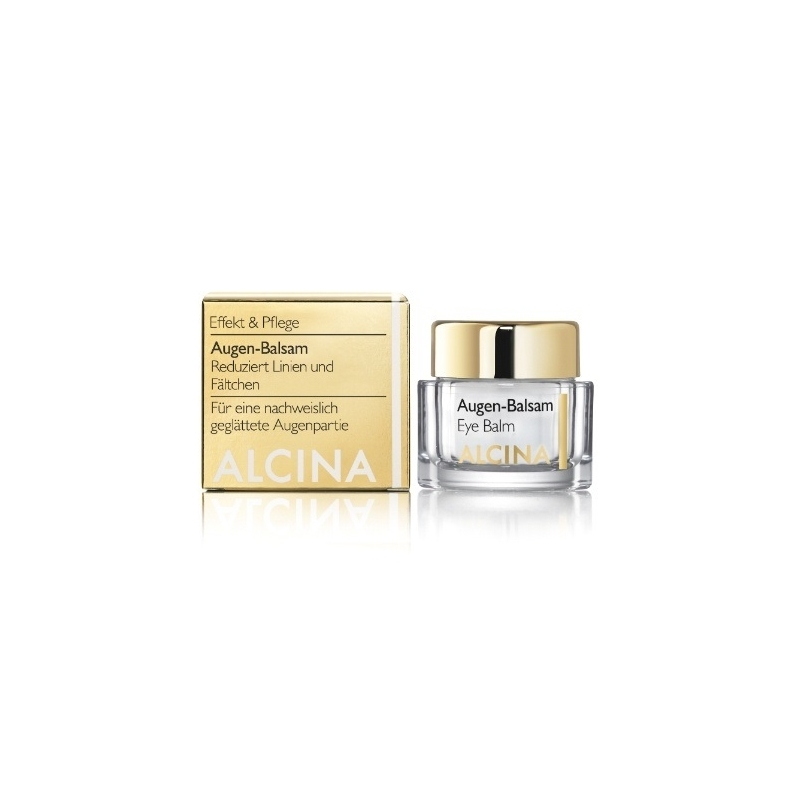 Alcina Augen-Balsam paakių balzamas su hialurono rūgštimi (15 ml)