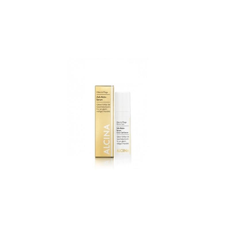 Alcina Zell–Aktiv–Serum ląsteles aktyvuojantis serumas (30 ml)