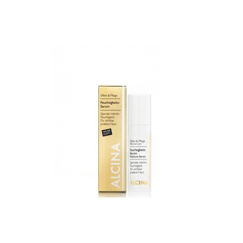 Alcina Feuchtigkeits-Serum drėkinantis veido serumas sausai odai (30 ml)