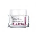 Alcina Couperose Gesichtscreme veido kremas kuperozės pažeistai odai (250 ml)