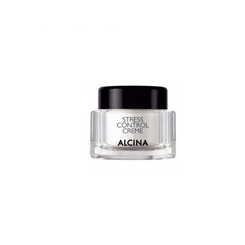 Alcina Stress Control Creme No.1 veido kremas nuo priešlaikinio senėjimo (50 ml)