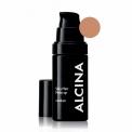 Alcina Silky Matt Make-Up Medium matinė kreminė pudra (30 ml)