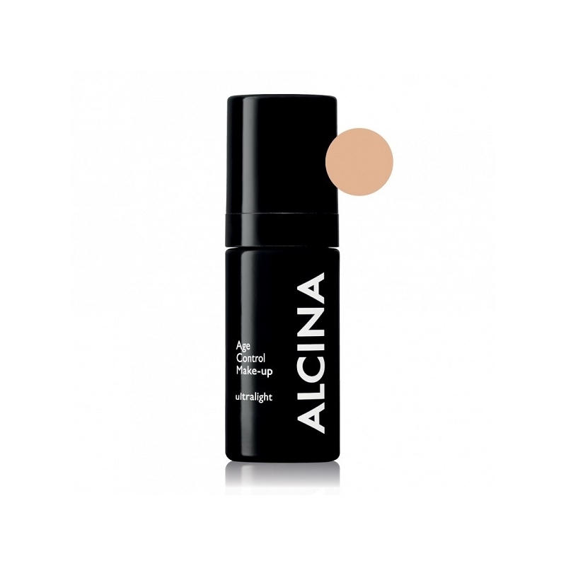 Alcina Age Control Make-Up Ultralight stangrinanti kreminė pudra (30 ml)