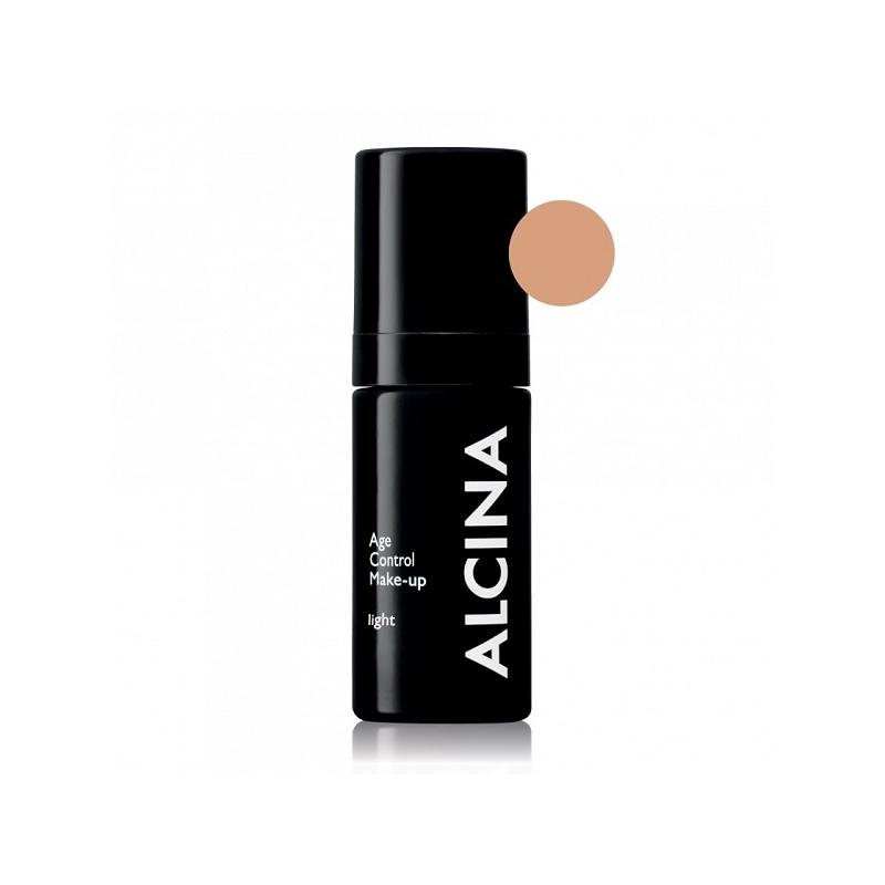 Alcina Age Control Make-Up Light stangrinanti kreminė pudra (30 ml)
