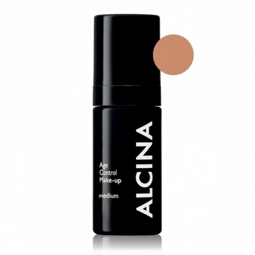 Alcina Age Control Make-Up Medium stangrinanti kreminė pudra (30 ml)