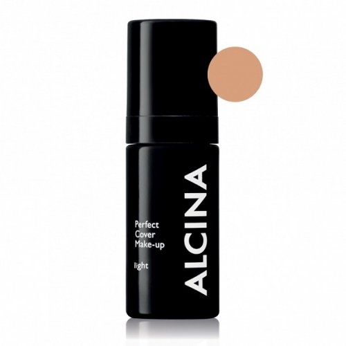 Alcina Perfect Cover Make-Up Light ilgai išliekanti kreminė pudra (30 ml)