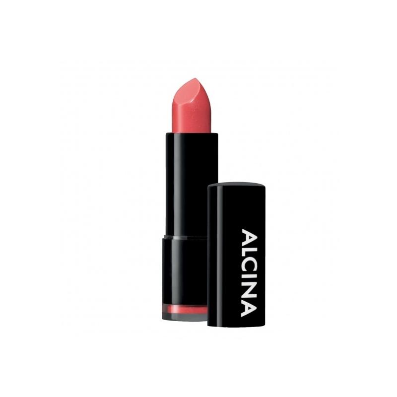 Alcina Intense Lipstick Papaya 020  intensyvūs lūpų dažai