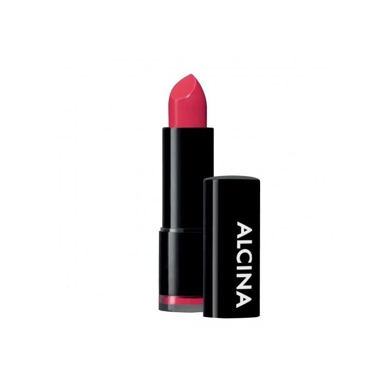 Alcina Intense Lipstick Granat 030  intensyvūs lūpų dažai