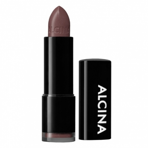 Alcina Shiny Lipstick Cognac 020 blizgūs lūpų dažai