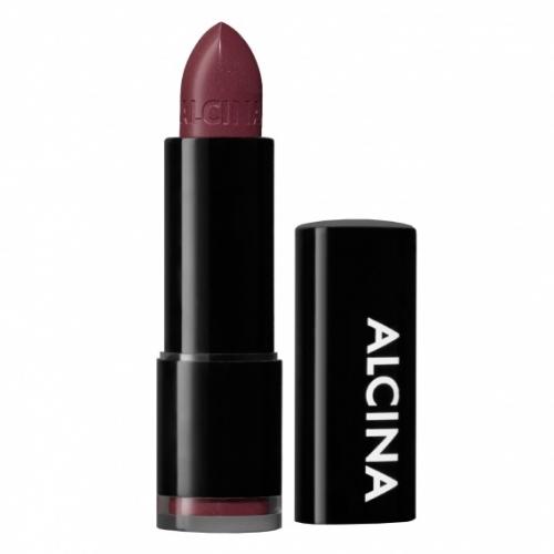 Alcina Shiny Lipstick Berry 050 blizgūs lūpų dažai