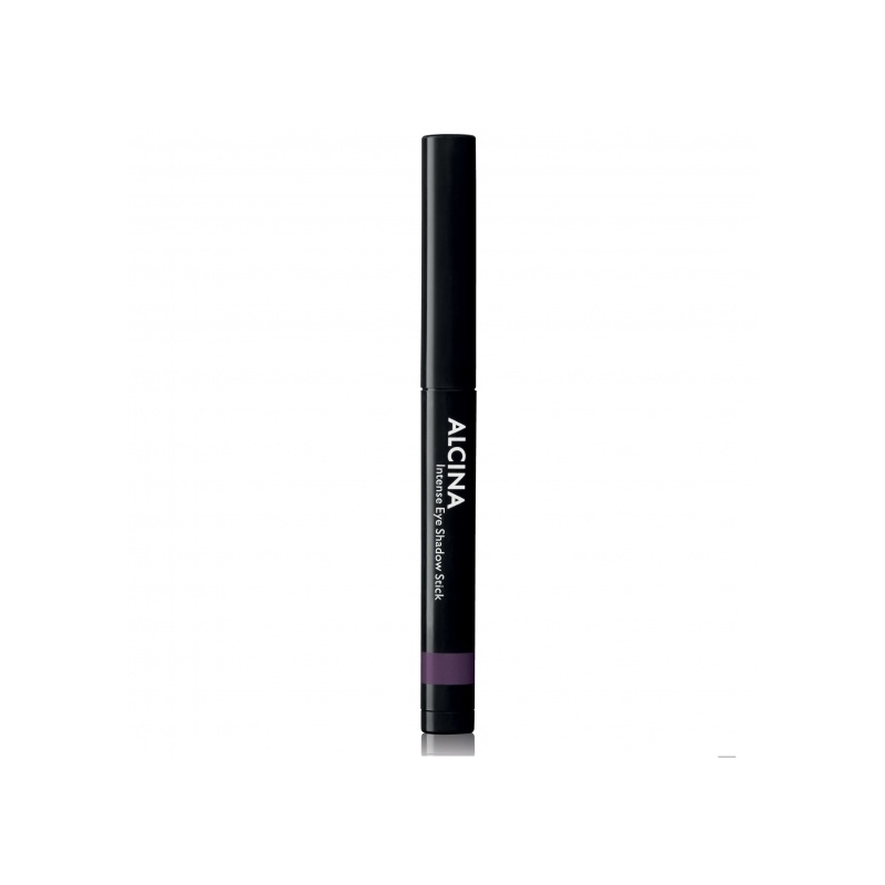 Alcina Intense Eye Shadow Stick Plum 020 pieštukiniai akių šešėliai