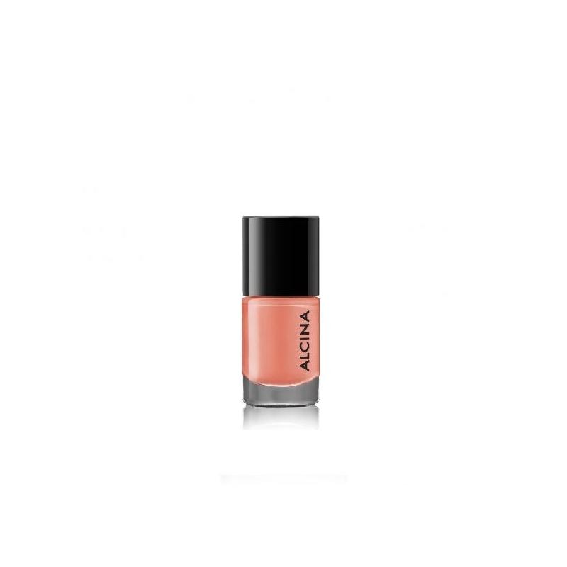 Alcina Ultimate Nail Colour Apricot 010 ilgai išliekantis nagų lakas