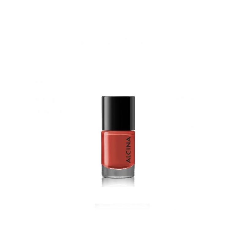 Alcina Ultimate Nail Colour Lilac 020 ilgai išliekantis nagų lakas