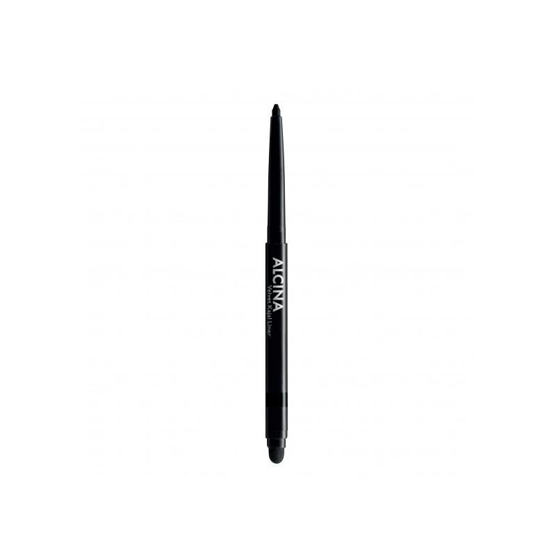 Alcina Velvet Kajal Liner Black 010 akių pieštukas