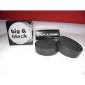 Egypt Wonder Big&Black makiažo kempinėlė (8,5x2,5 cm)
