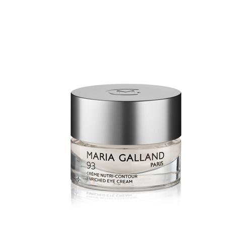 93 Maria Galland aktyvus priešraukšlinis, stangrinantis kremas odai apie akis (15 ml)