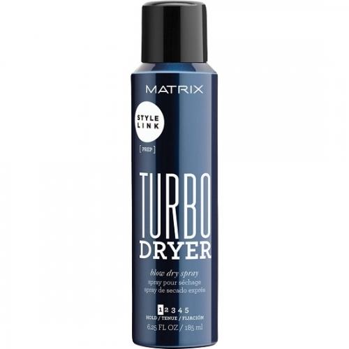Matrix Style Link Turbo Dryer plaukų džiovinimą spartinantis purškiklis (185 ml)