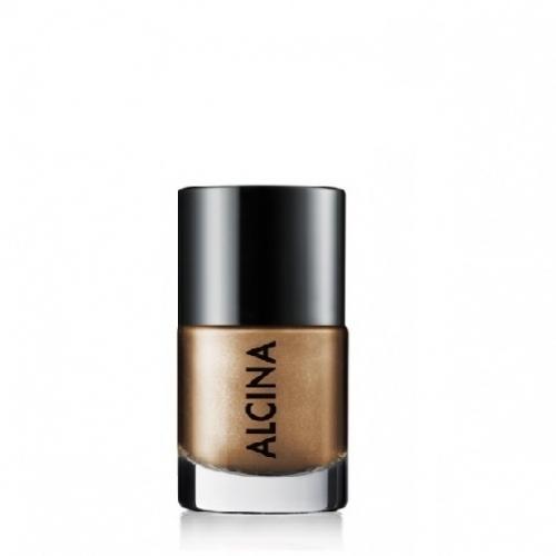 Alcina Ultimate Nail Color Gold ilgai išliekantis nagų lakas (10 ml)