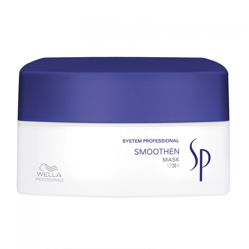 Wella SP Smoothen plaukus puoselėjanti glotninamoji kaukė (200ml)