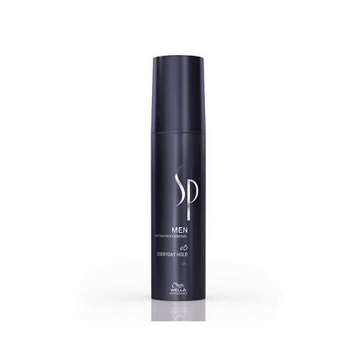 Wella SP Men Everyday Hold vyriškas plaukų formavimo gelis šukuosenai išryškinti (100ml)