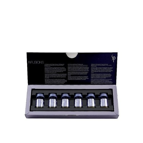 Wella SP Hydrate Infusion drėkinantis ekstraktas normaliems ir sausiems plaukams (6 x 5ml)