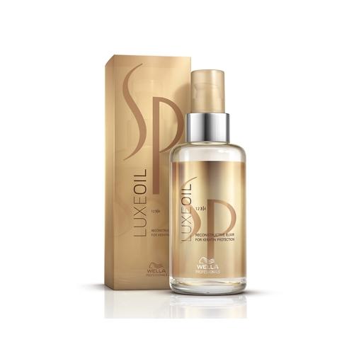 Wella SP Luxe Oil švelnus atkuriamasis plaukų aliejus (100ml)