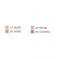 Maria Galland Teint Fluide Nude matinio efekto kreminė pudra (30 ml)