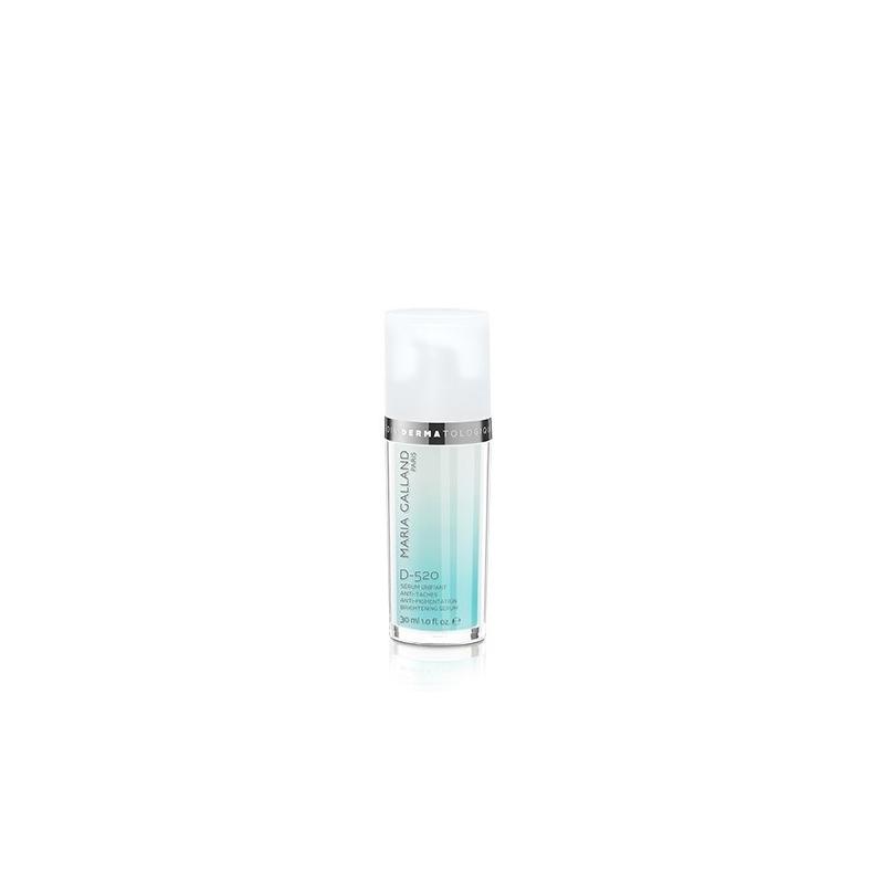 D-520 Odos pigmentaciją mažinantis serumas (30 ml)