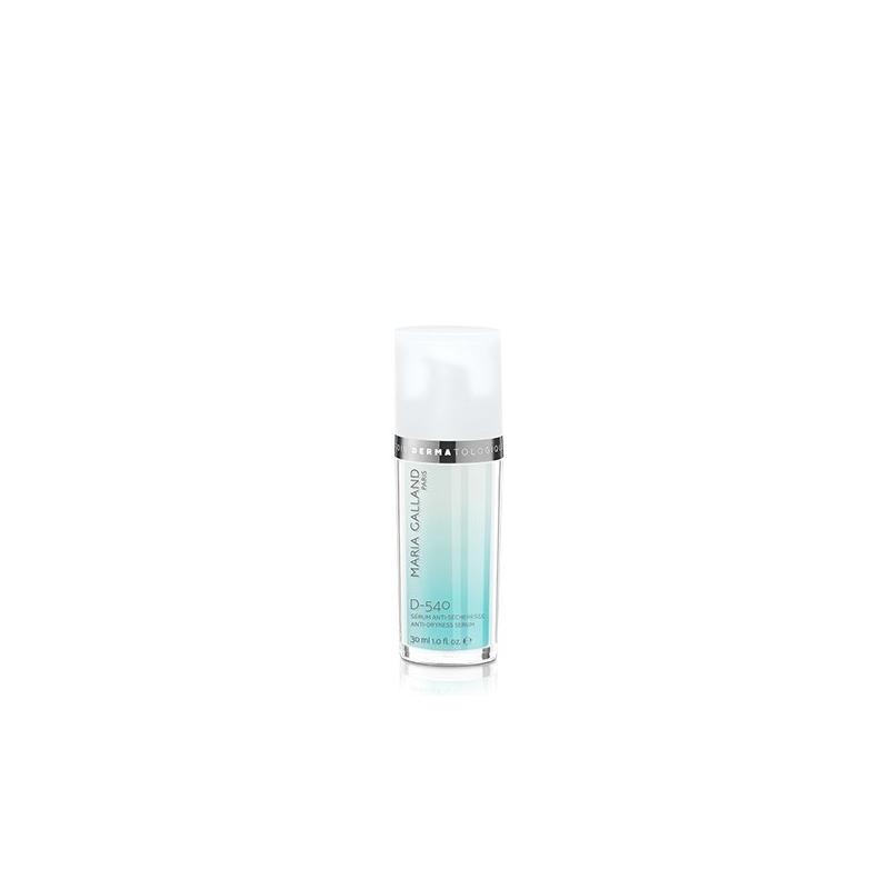 D-540 Serumas ypač sausai, jautriai, šerpetojančiai odai (30 ml)