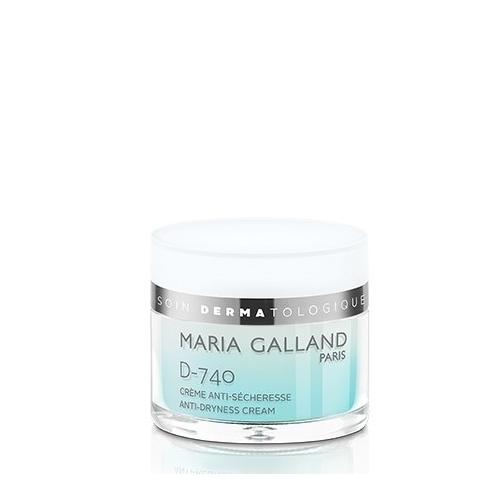 D-740 Maria Galland kremas ypač sausai, jautriai ir šerpetojančiai odai (50 ml)