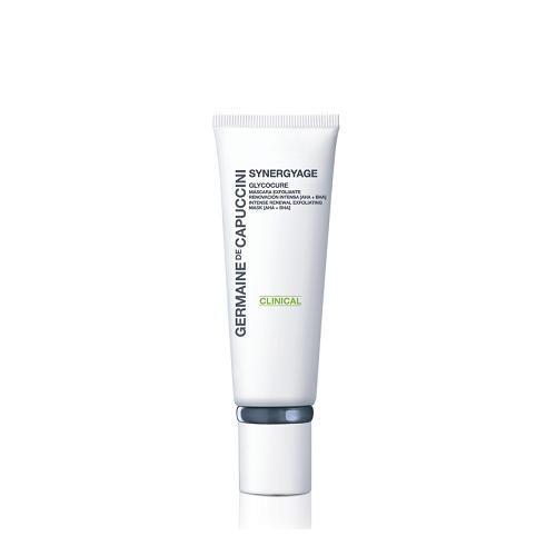Germaine de Capuccini Synergyage Glycocure intensyviai atnaujinanti eksfoliacinė kaukė  (50 ml)