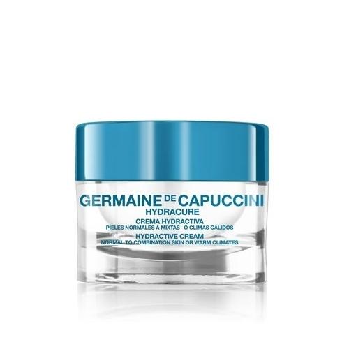 Germaine de Capuccini Hydracure drėkinamasis kremas normaliai - mišriai odai (šiltajam sezonui) (50 ml)