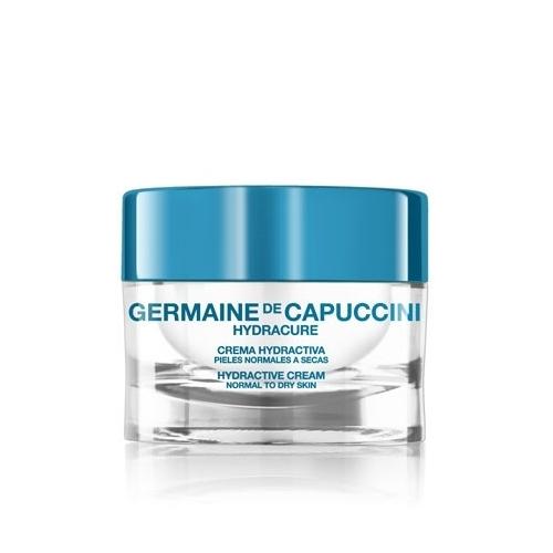 Germaine de Capuccini Hydracure drėkinamasis kremas normaliai - sausai odai (50 ml)