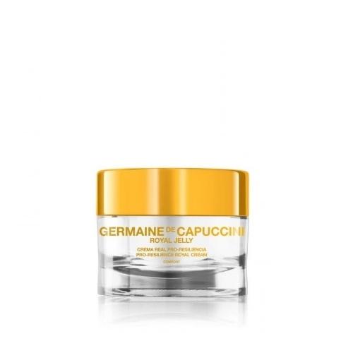 """Germaine de Capuccini Royal Jelly kremas normaliai/mišriai odai """"Comfort"""" (50 ml)"""