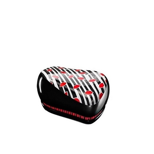 Tangle Teezer Compact Lulu Guiness plaukų šepetys