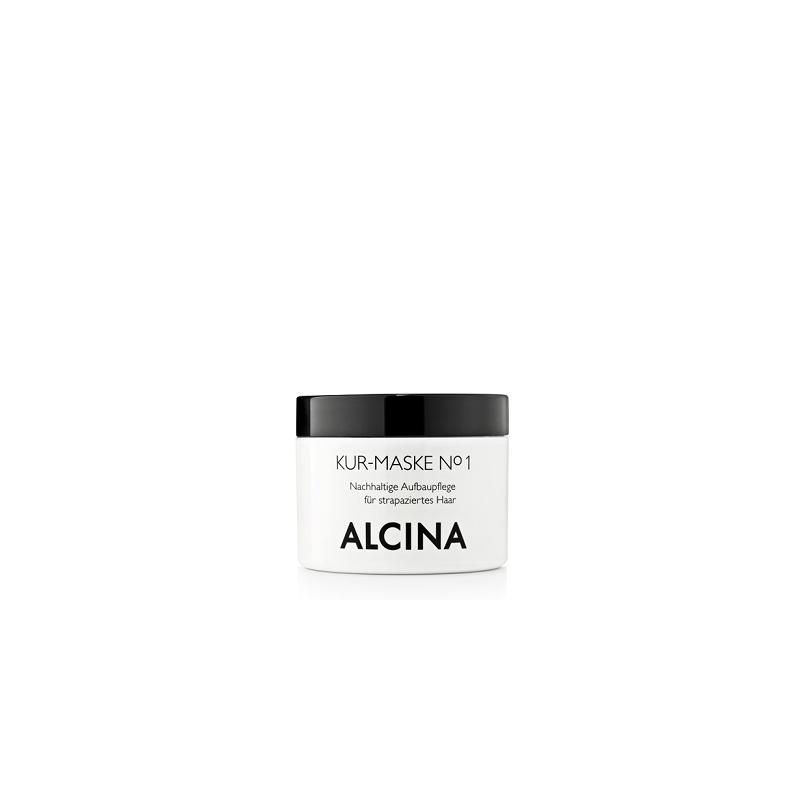 Alcina atkuriamoji kaukė dažytiems plaukams Kur Maske No.1 ( 200 ml)